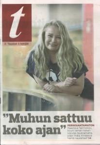 Iltalehti: Elämäni kivun kanssa Teksti: Hilkka Karvonen Kuvat: Jarmo Juuti